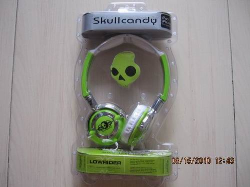 Heaphone Skull Candy